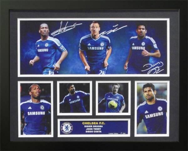 Chelsea 3 Player