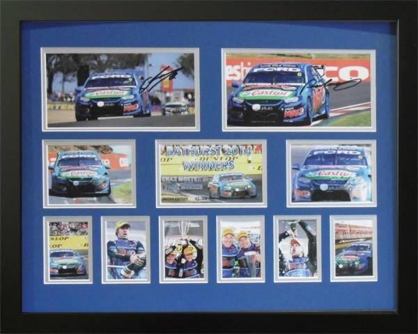 Ford Bathurst 2014 Winners